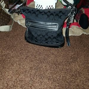 Coach,Adjustable Shoulder Strap,